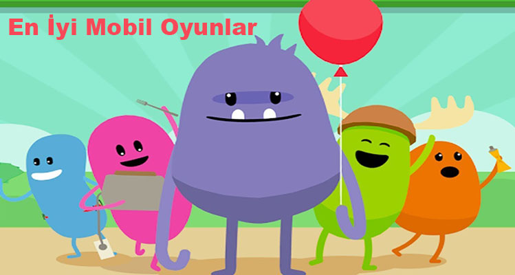 Dumb Ways To Die 3 : World Tour En İyi İnternetsiz Mobil Oyunlar